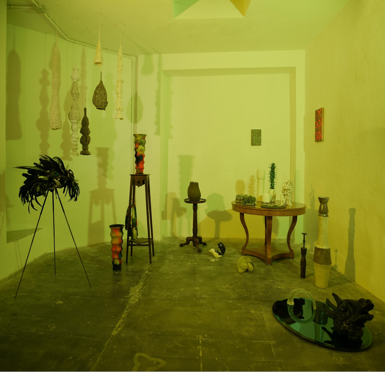 01 Petit Salon, veduta dell\'installazione a MARS, Milano ...
